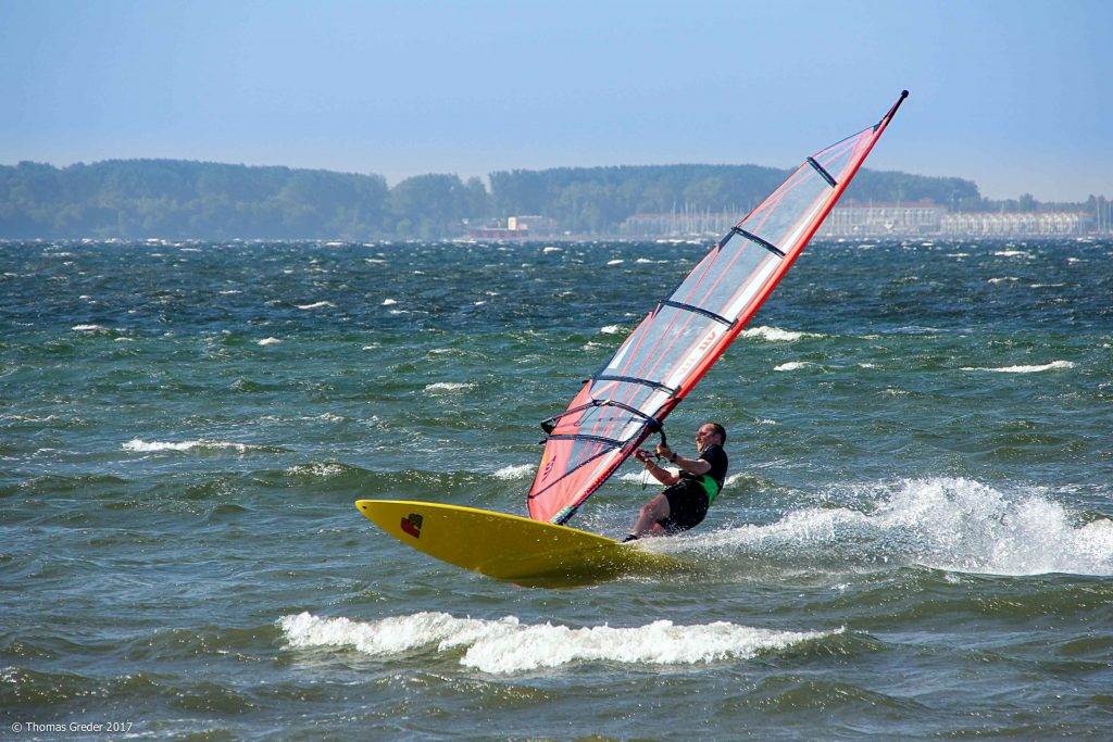 Surfer Wohlenberger Wiek